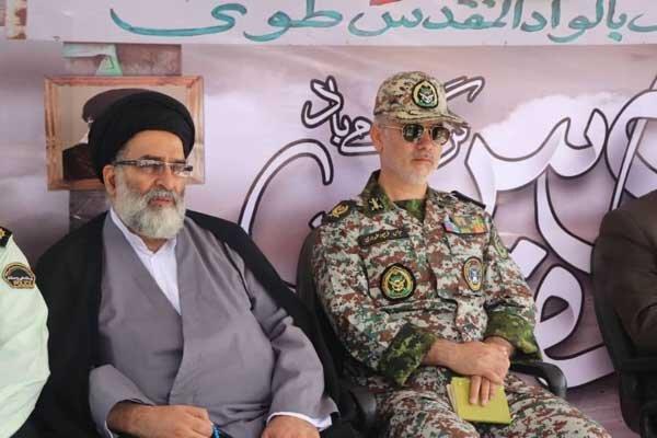 اقتدار نیروهای مسلح ایران توان هر حرکتی را از آمریکا گرفته است