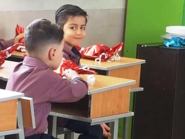 ۸۵ هزار دانش آموز کلاس اولی راهی مدارس استان فارس شدند