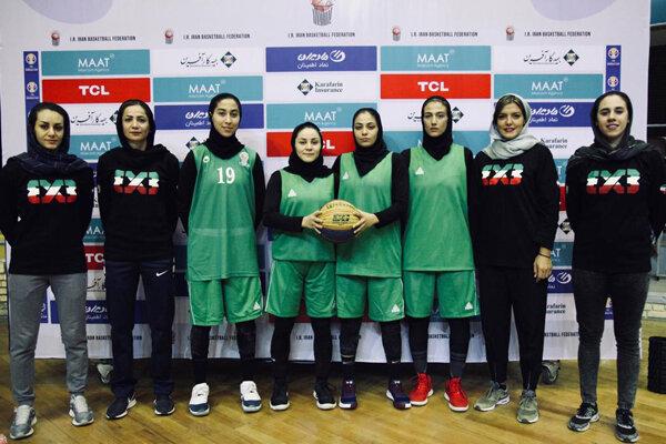 پرونده تیم بسکتبال دختران ایران در جام جهانی بسته شد