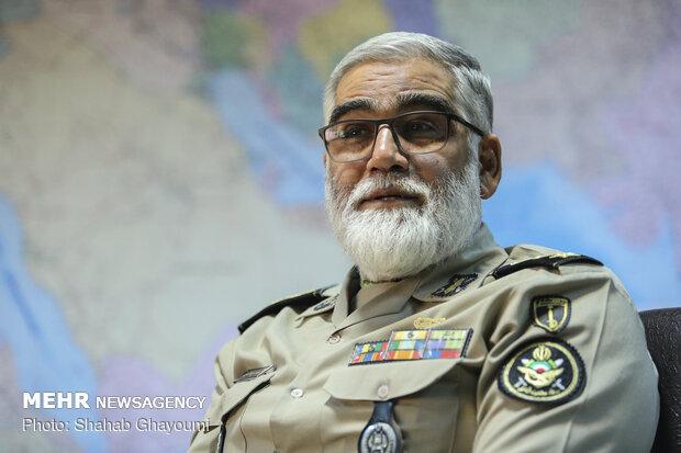 گفتگو با امیر سرتیپ احمدرضا پوردستان