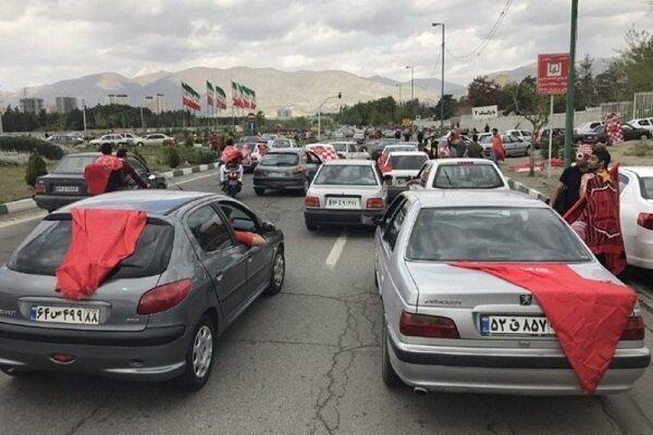 تشریح آخرین وضعیت ترافیکی اطراف استادیوم آزادی