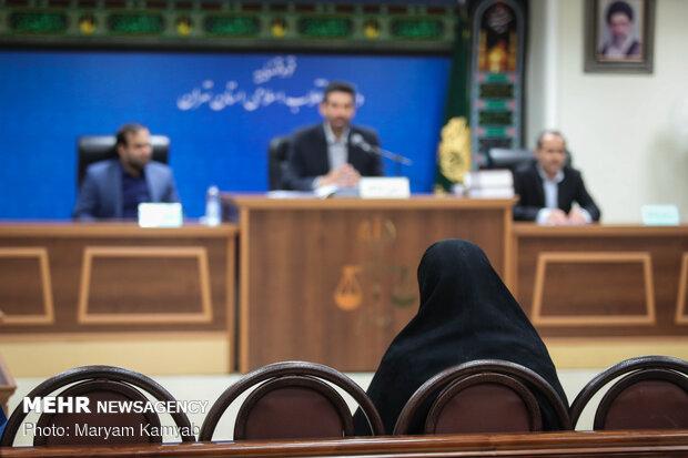 نامه محرمانه متهم به قاضی مسعودی