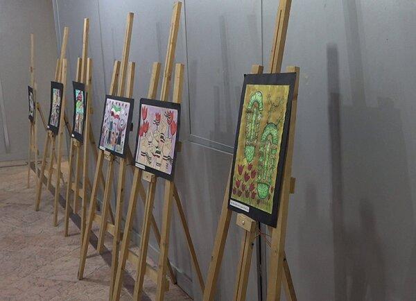 نخستین نمایشگاه کشوری نقاشی افراد دارای معلولیت برپاست