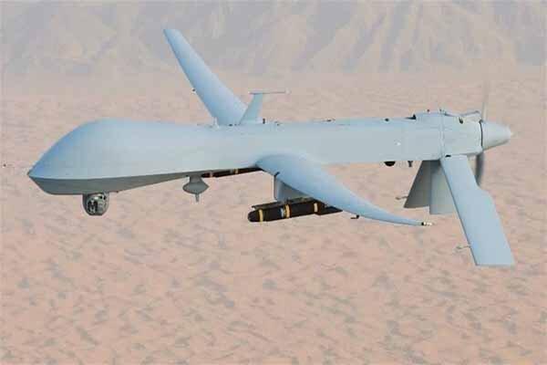 حمله هواپیمای ناشناس به مواضع حشد شعبی در نزدیکی دریاچه ثرثار