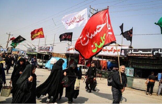 ثبت ۱۵۰ موکب در کرمانشاه برای خدمت به زوار اربعین