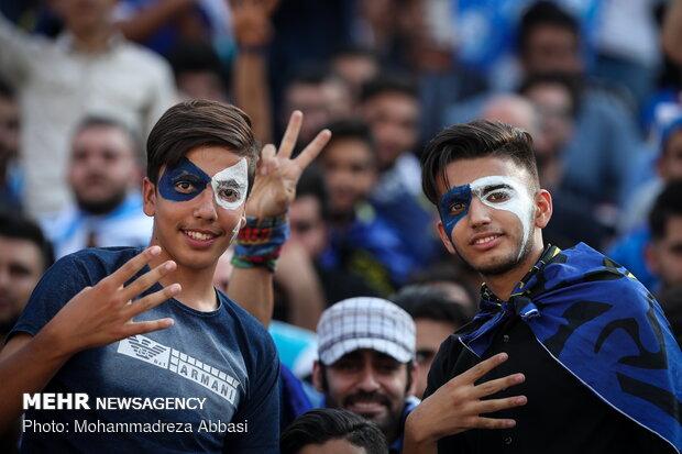 ديربي العاصمة طهران وفوز برسبوليس