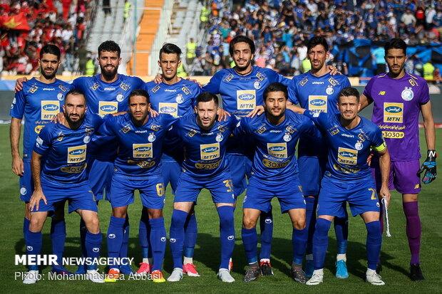 ترکیب تیم فوتبال استقلال برای دیدار با ذوبآهن اعلام شد