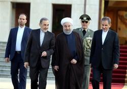 روحاني يغادر طهران متوجها نحو نيويورك