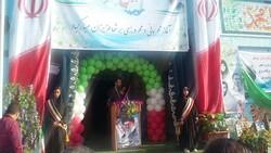 زنگ «ایثار و مقاومت» در مدارس کرمانشاه به صدا درآمد