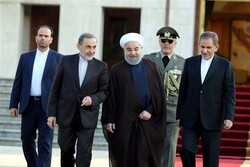 Pres. Rouhani departs for NY to attend UNGA