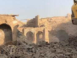 تایید مجوز تخریب از سوی اداره میراث فرهنگی فارس/صدور دستور توقف