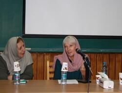 Uni. of Tehran honors Prof. Barbara Kaim for archaeological achievements
