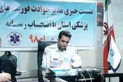 کمبود شدید نیرو در اورژانس استان/ انجام ۲۰هزار ماموریت در شش ماه