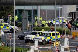 کشف بسته مشکوک در فرودگاه «منچستر» انگلیس