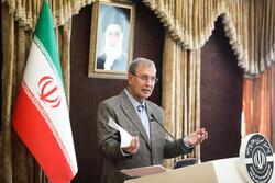 المؤتمر الصحفي للمتحدث باسم الحكومة الايرانية