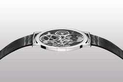 باریکترین ساعت مکانیکی جهان را ببینید