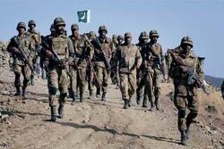 پاکستانی فورسز نے افغان سرحد کے قریب 3 دہشت گردوں کو ہلاک کردیا