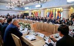Iranian delegation in Kazakhstan to attend Eurasian parl. meeting