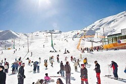 Three ski resorts under construction in Ardebil