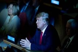 حضور سرزده ترامپ در نشست فوقالعاده سازمان ملل