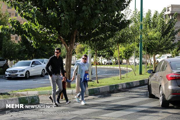 New school year begins in Iran