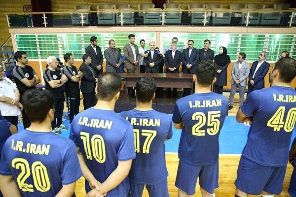 İki ülkenin tehdidine rağmen o yarışmanın ev sahibi İran!