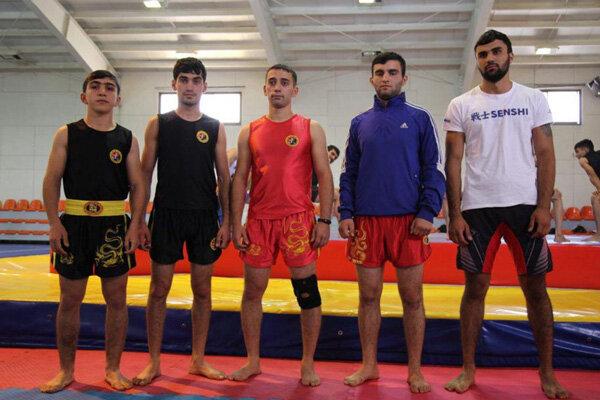 ووشوکاران ایران برابر ارمنستان به برتری رسیدند