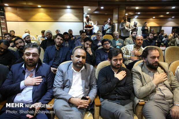 Farewell, introduction ceremony of MNA managing director