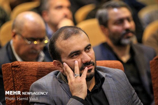 مراسم تکریم و معارفه مدیرعامل گروه رسانه ای مهر