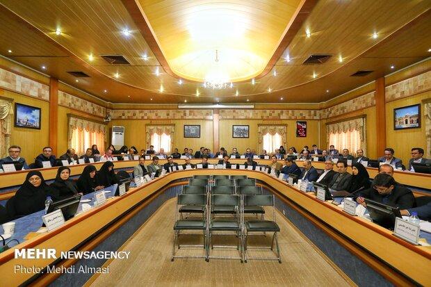Justice minister's visit to Zanjan