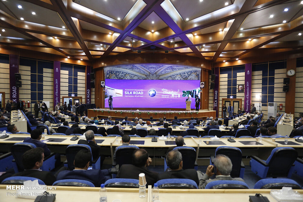 اجلاس جهانی راه ابریشم در همدان