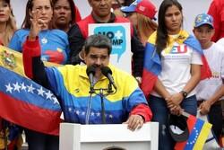 مخالفت همسایگان ونزوئلا با کاربرد نیروی نظامی علیه«مادورو»