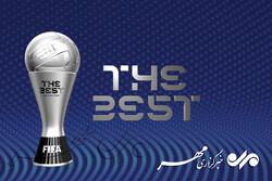بهترین های فوتبال جهان سال ۲۰۱۹
