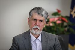 وزیر ارشاد درگذشت مادر احمدرضا درویش را تسلیت گفت