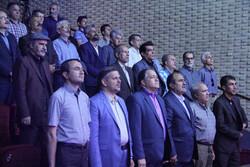 فارابی از جانبازان تجلیل کرد/ نقش سینما در انتقال فرهنگ ایثار