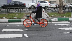 'Cycling holds less than 1% share of urban transport in Iran'