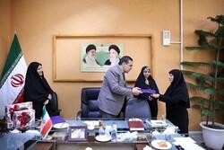 سرپرست دفتر امور بانوان و خانواده استانداری خراسان رضوی منصوب شد