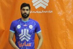 برترین پشت خط زن لیگ ۹۷ والیبال ایران به سایپا پیوست