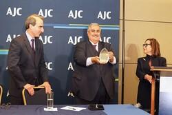 حضور وزیر خارجه بحرین در گردهمایی اعضای کمیته یهودیان آمریکا