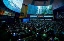 2019 BM İklim Zirvesi'nden fotoğraflar