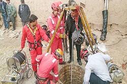 مرگ یک مقنی مشهدی در عمق چاه ۱۳ متری