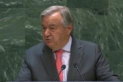 دبیر کل سازمان ملل به تحولات شمال سوریه واکنش نشان داد