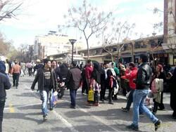 مردم خیابان