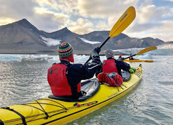 Iranian adventurer tells of journey to the North Pole