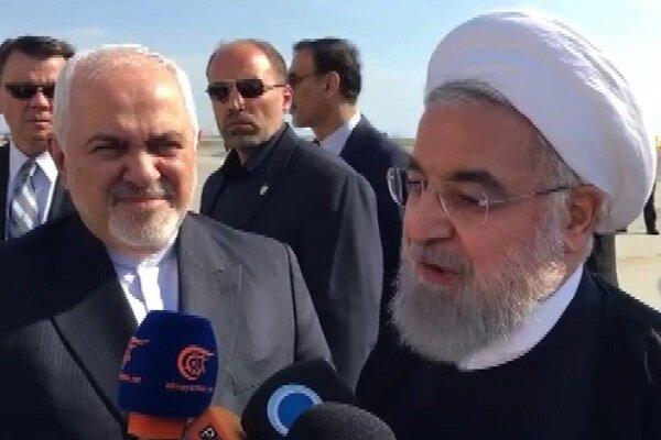 ملت ایران خواهان بازگشت همگان به مقررات و قانون هستند