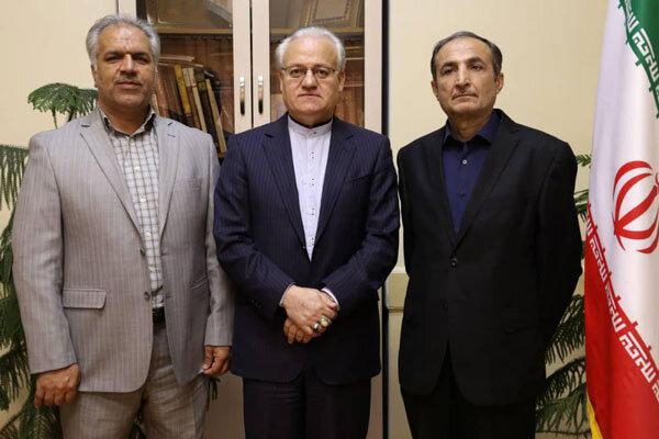 مدیران کل معاونت ارزشیابی و نظارت سازمان سینمایی حکم گرفتند
