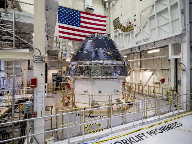 ناسا فضاپیمای «اوریون» سفارش داد
