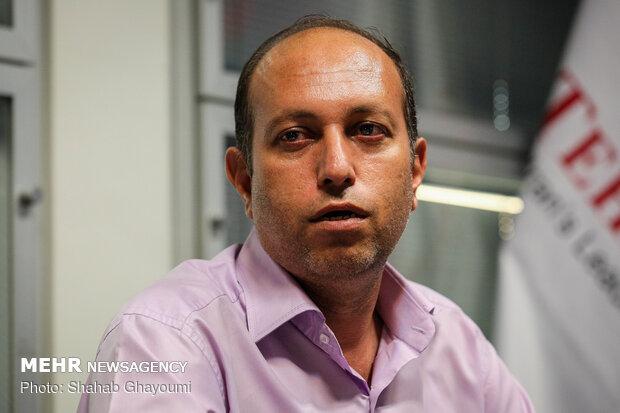 میزگرد نمایندگان کارگران شرکت کنتور سازی قزوین