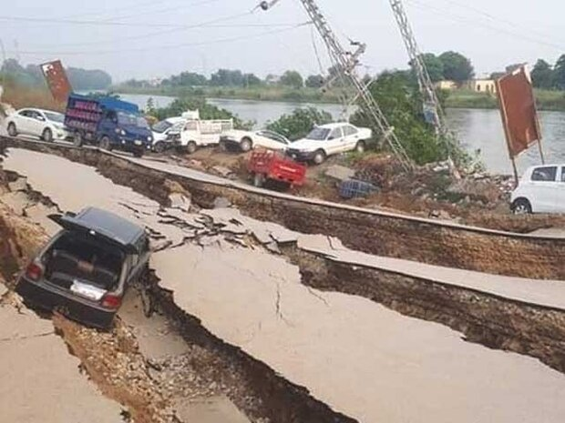 پاکستان کے مختلف شہروں میں زلزلہ کے نتیجے میں 19 افراد جاں بحق، 300زخمی