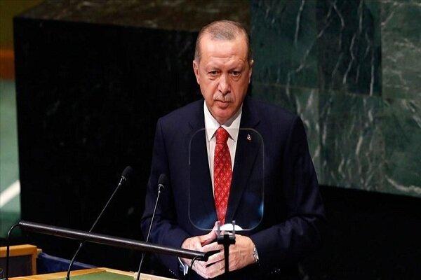 ترک صدر کا صرف ٹرمپ سے گفتگو کرنے کا اعلان